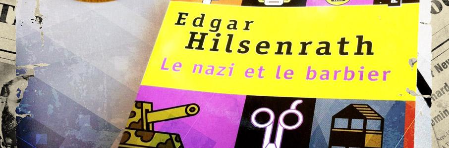 Edgar Hilsenrath, Le nazi et le barbier