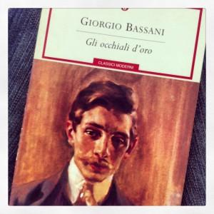Giorgio Bassani, Gli occhiali d'oro