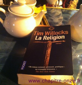 Couverture du roman La religion de Tim willocks