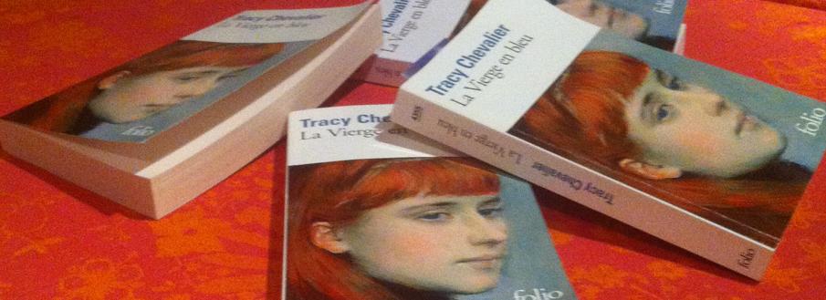 Tracy Chevalier, La vierge en bleu
