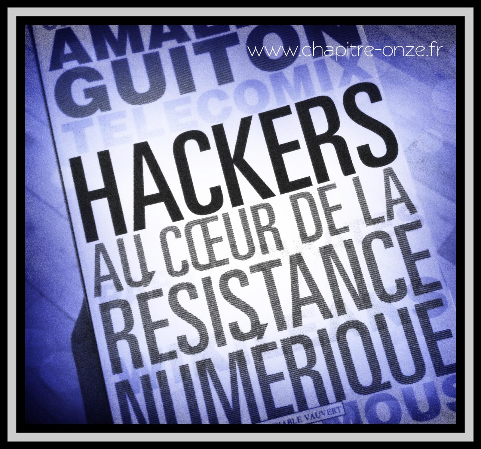 Amaëlle Guiton, Au coeur de la résistance numérique