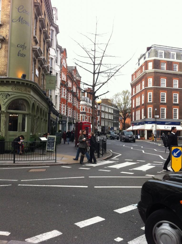 Marylebone Street