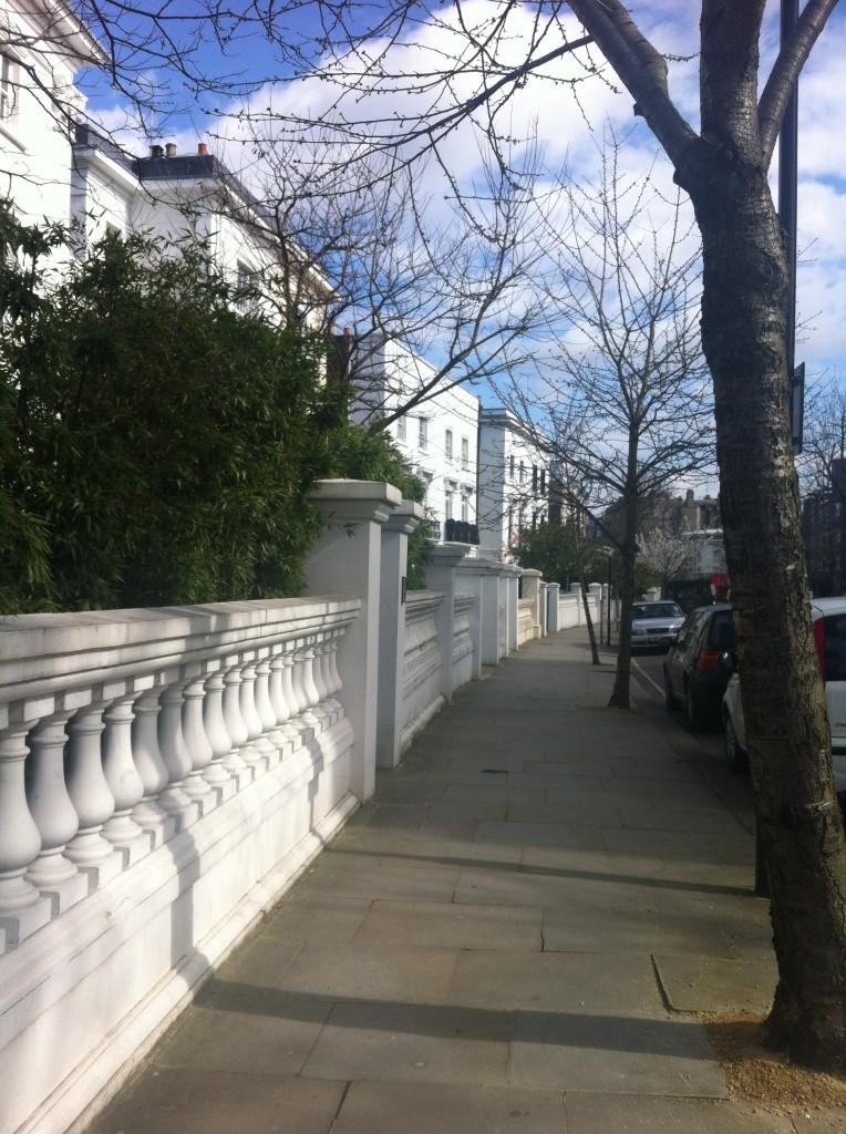 Notting Hill, Un quartier résidentiel
