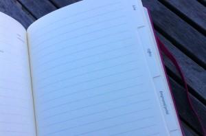 De quoi faire des listes : carnet Ex Libris Leuchtturm