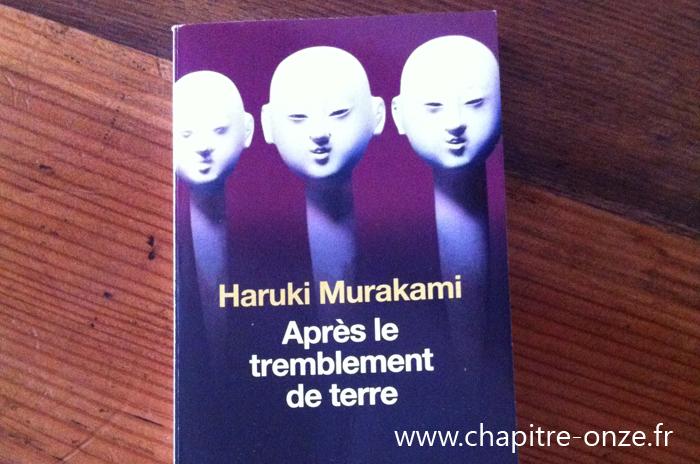 Haruki Murakami-Après le tremblement de terre