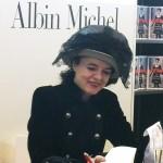Amélie Nothomb, Salon du livre, Paris 2014
