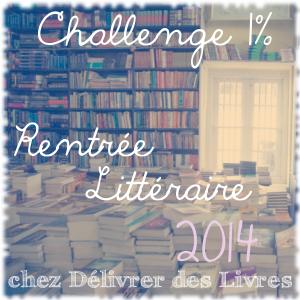 challenge rentrée littéraire l2014