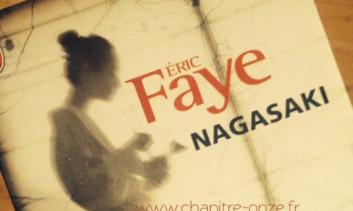 Eric Faye, Nagasaki (Couverture)