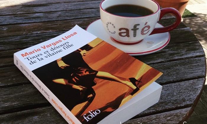 Tours et détours de la vilaine fille - Mario Vargas Llosa