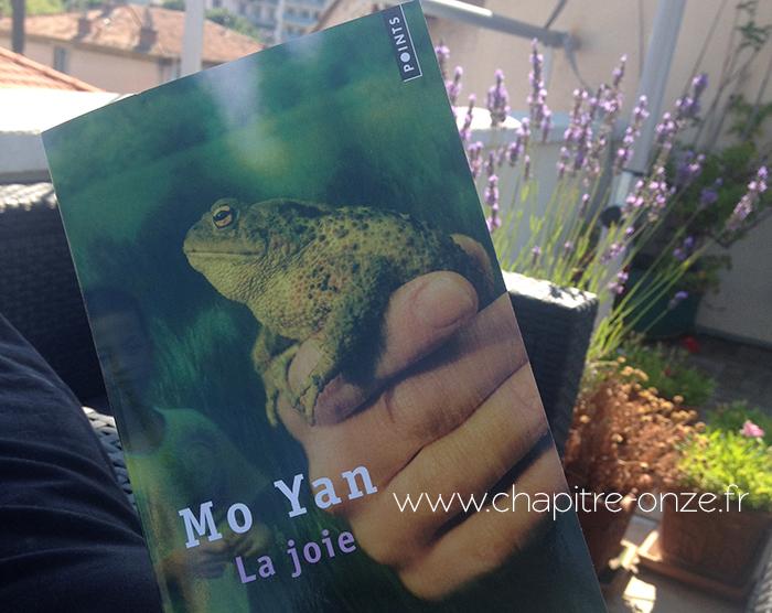 La Joie de Mo Yan