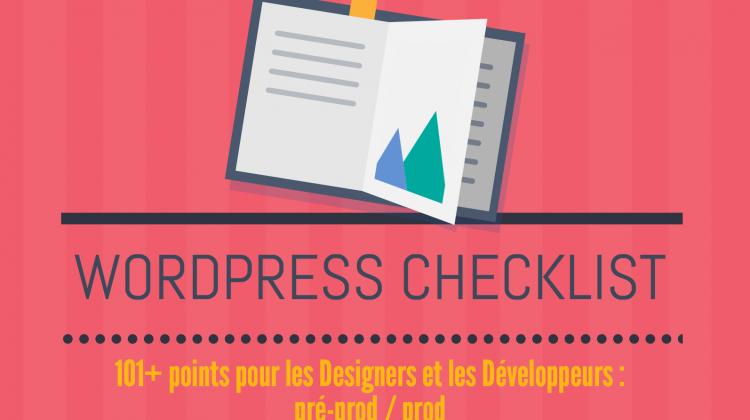 Checklist WordPress
