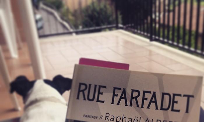 rue farfadet de Raphaël Albert, steampunk, fantasy et polar