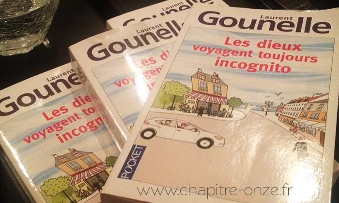 Laurent Gounelle, les dieux voyagent incognito