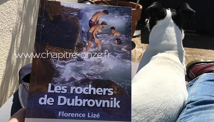 Florence Lizé, les Rochers de Dubrovnik