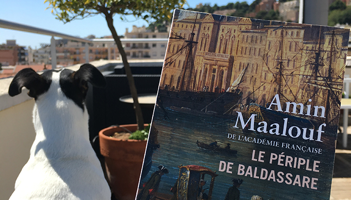 Amin Maalouf, le périple de Baldassare. Un livre d'instrospection