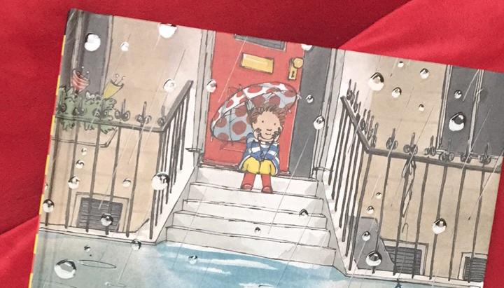 papy il pleut de Sam Usher