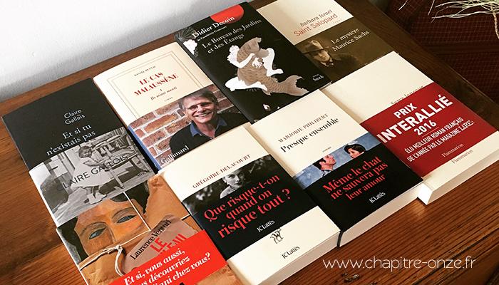 prix baie des anges 2017 : les livres en lice dévoilés