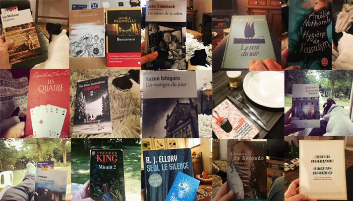 Florilège des livres lus en 2018