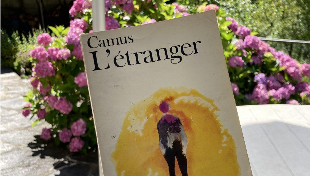 Albert Camus, l'étranger