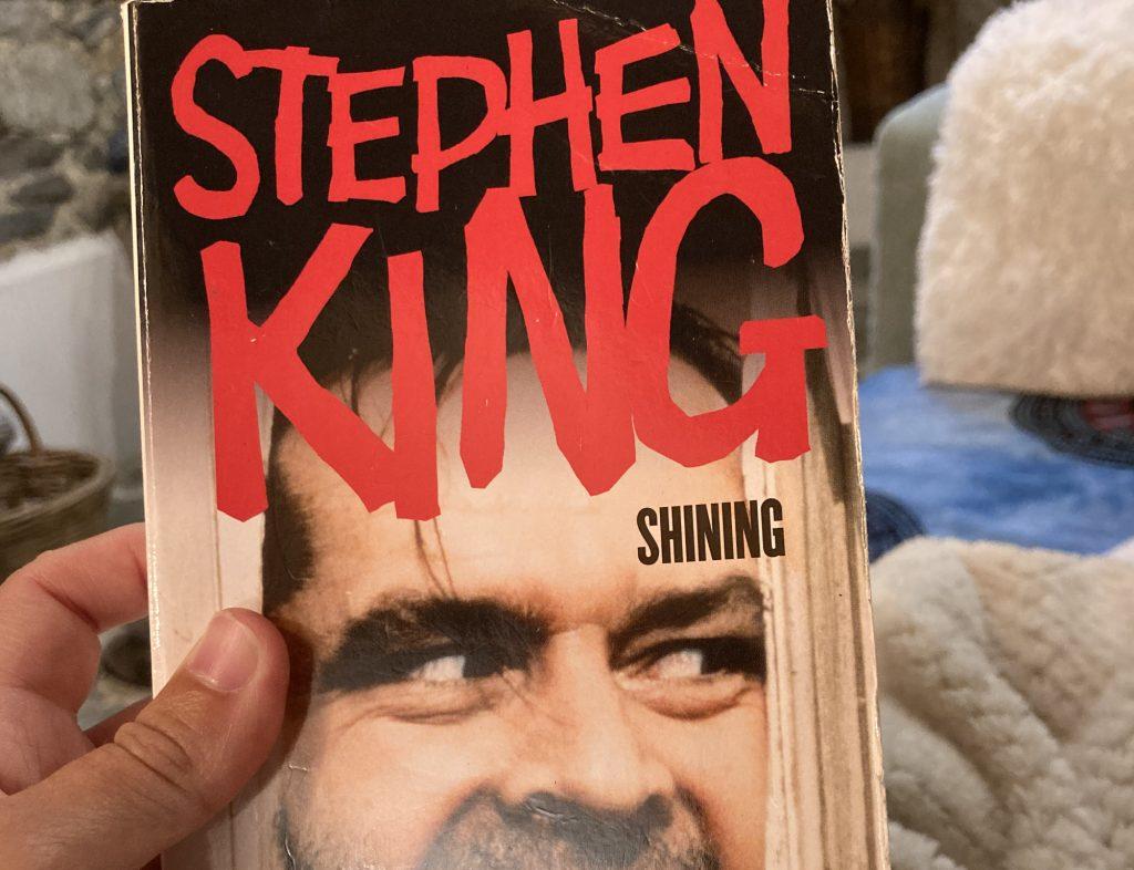 Stephen King, Shining, l'enfant lumière. Un livre à lire !